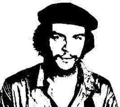 Pourquoi encore l'effigie du Che Guevara ?