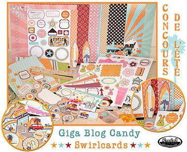 blog candy et parution dans ES