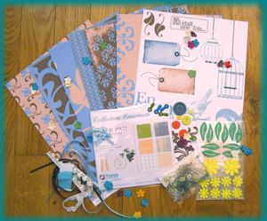 Blog candy pimenta's paper