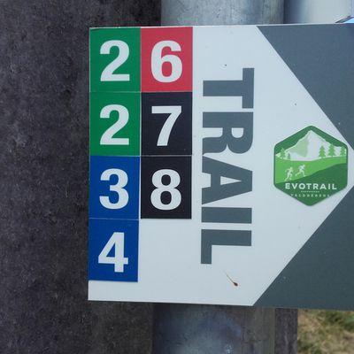 3 jours à l'Espace Trail d'Evolène (Valais-Suisse)