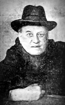 Récupération des cendres d'Aleister Crowley