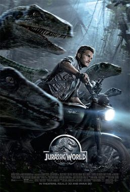 "Théo a vu ""Jurassic World"""