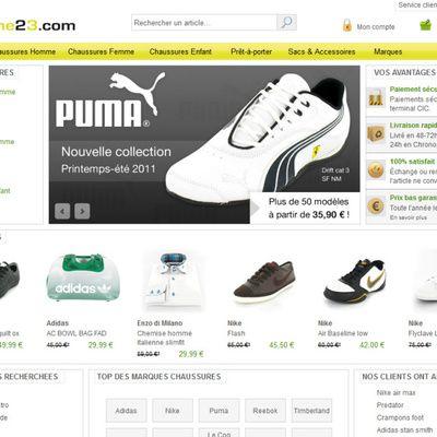 Comment acheter des chaussures de sport à moindre coût sur Internet ? (adresses, conseils)