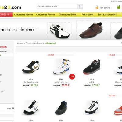 Où acheter des chaussures Nike Jordan au meilleur prix ?