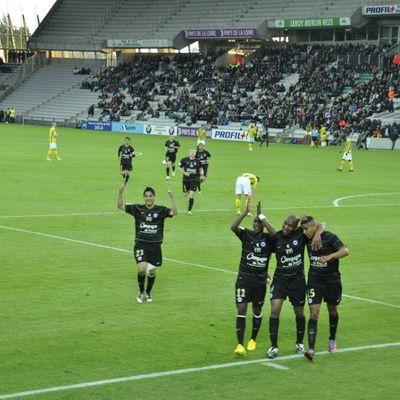 Quelle est l'histoire du club de foot professionnel de Nantes ?