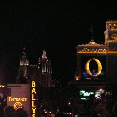 Quelles sont les prestations de l'hôtel Bellagio à Las Vegas ?