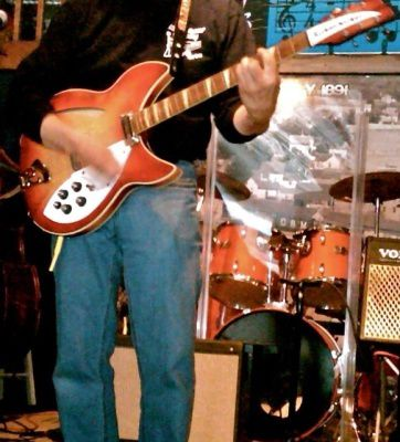 Histoire du fabricant de guitares basses Rickenbacker