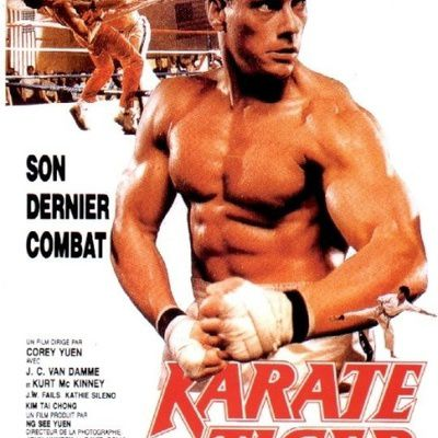 La saga des films No retreat no surrender (Karate Tiger)