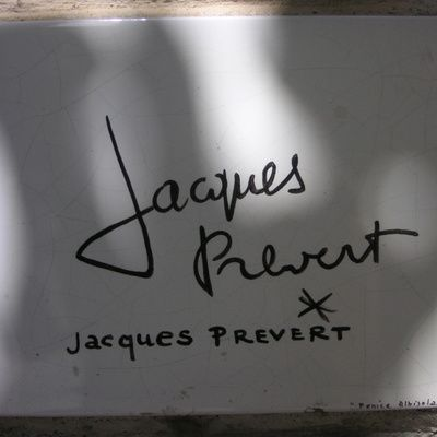 Jacques Prevert : biographie
