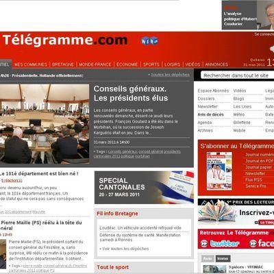 Bien utiliser Letelegramme.com