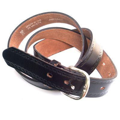Comment acheter une ceinture pour hommes sur Internet ? (adresses, prix, références)