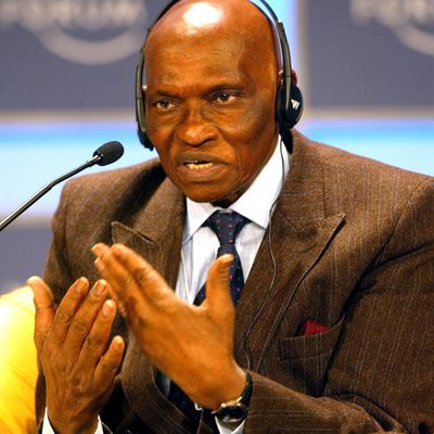 Abdoulaye Wade : biographie
