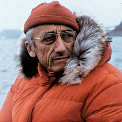Jacques-Yves Cousteau : biographie