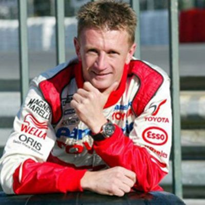 Allan Mcnish : biographie