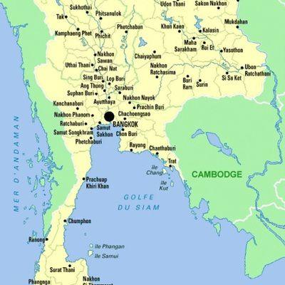 Les cinq meilleurs casinos en Thaïlande