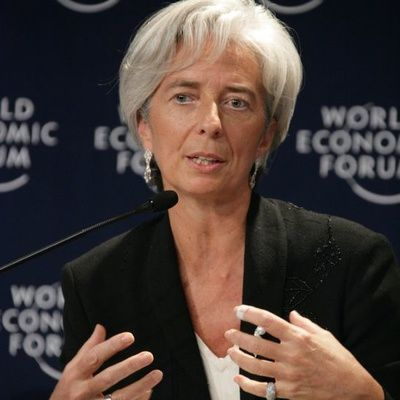 Christine Lagarde : biographie