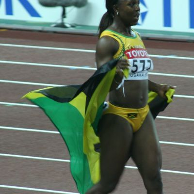 Veronica Campbell-Brown : biographie