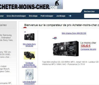 Comment bien utiliser le site Acheter-moins-cher.com?