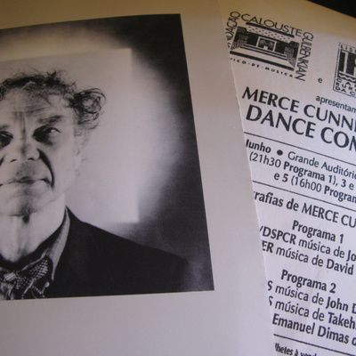 Merce Cunningham : biographie