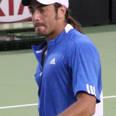 Nicolas Massu : biographie