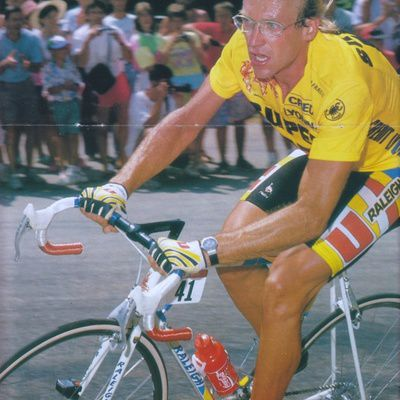 Laurent Fignon : biographie