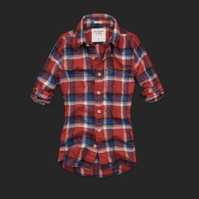 Où acheter des chemises à carreaux pour femme pas chères ?