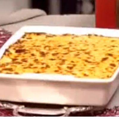 Comment préparer des lasagnes aux épinards? (Ingrédients, préparation)