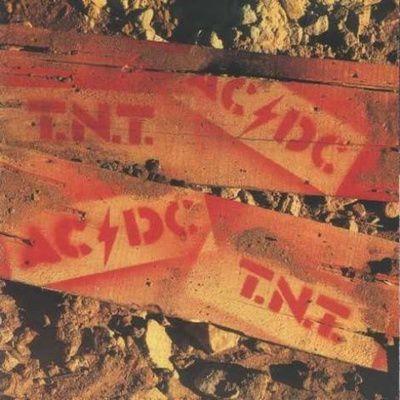 Quelles sont les paroles de T.N.T. de AC/DC ?