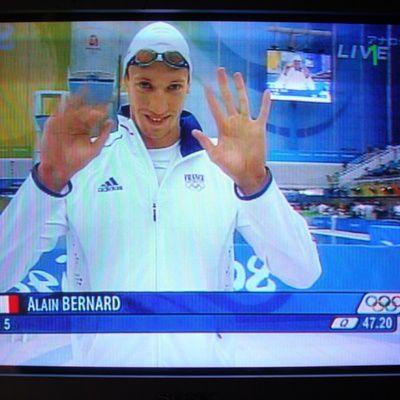 Alain Bernard : biographie