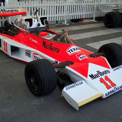 James Hunt : biographie