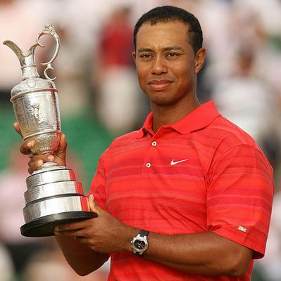 Tiger Woods : biographie