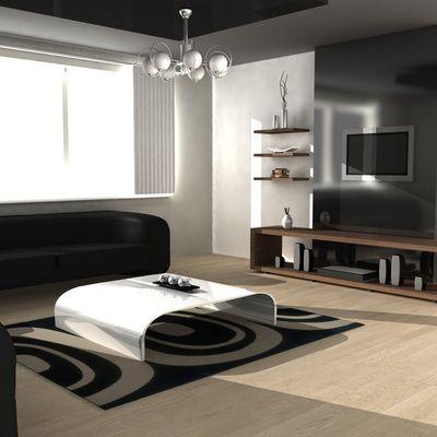 Construire et meubler une maison contemporaine
