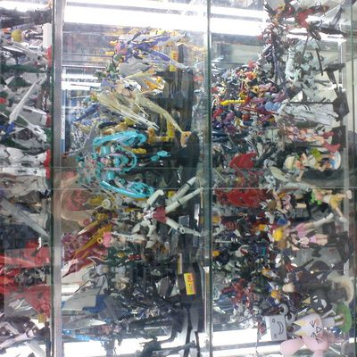 Où acheter des figurines mangas à petits prix ? (adresses, prix)