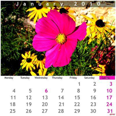 Comment créer un calendrier personnalisé? (Logiciels, astuces)