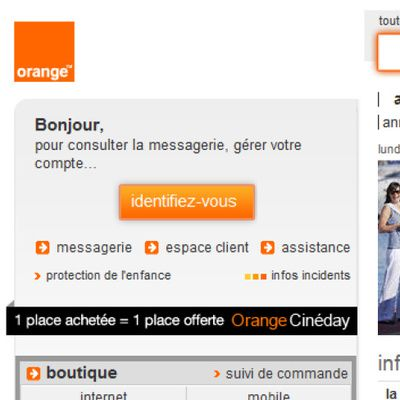 E-mail Orange : comment avoir son adresse e-mail Orange ?