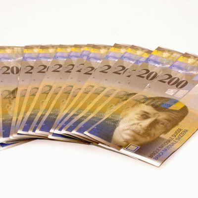 Comment suivre le cours du franc suisse? (Conseils)