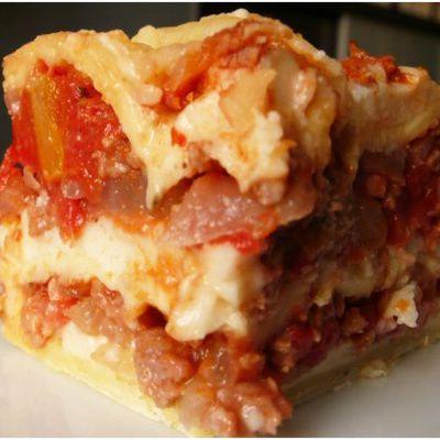 Deux recettes de lasagnes faciles