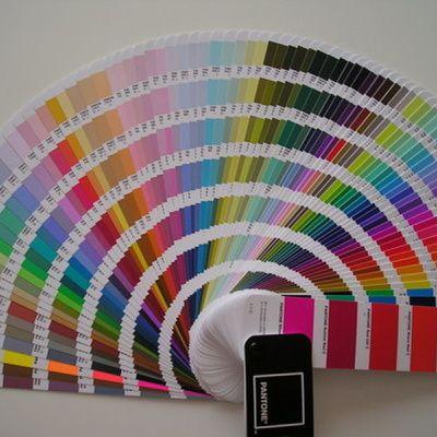 Le système de couleurs Pantone: son principe et ses applications