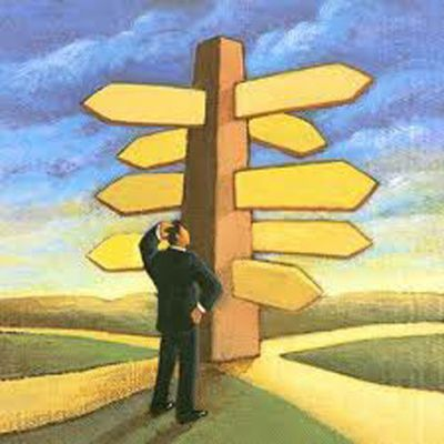 Trouver sa voie : la démarche et sa réalisation
