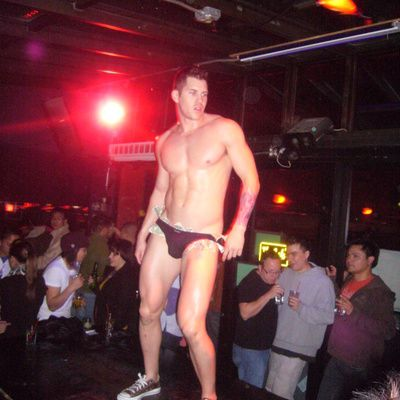 male stripper Blog