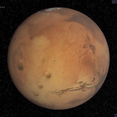 La planète Mars : ce qu'il faut connaître