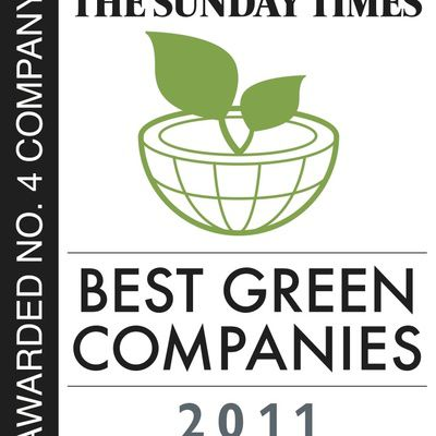 A list of green businesses