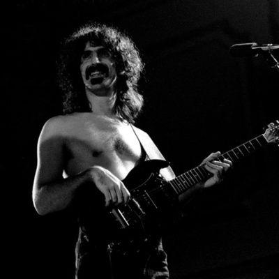 Tout savoir sur Franck Zappa