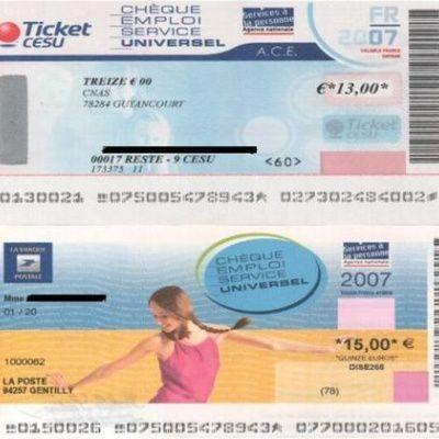 Tout savoir sur le Chèque Emploi Service Universel