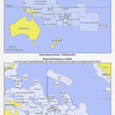 L'océan Pacifique : le climat et les faits marquants