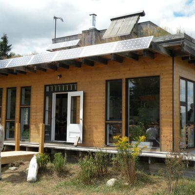 La maison du bon sens : une maison éco-respectueuse