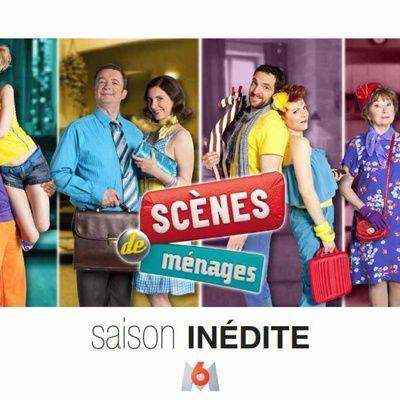 """""""Scènes de ménages"""", de retour le 29 août sur M6"""