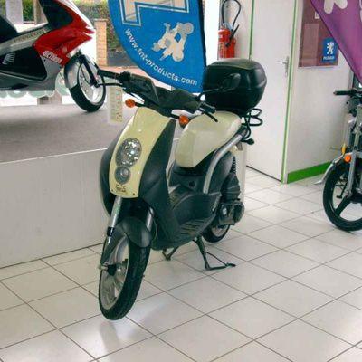 Le scooter Ludix : ses performances et ses avantages