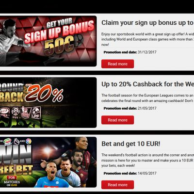 WINMASTERS World and European class games with more than 25.000 live betting
