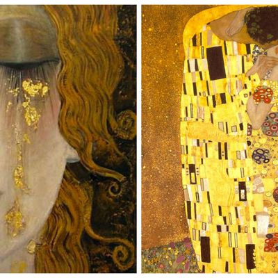 Klimt. My favorite.